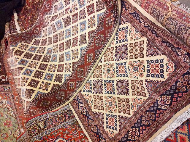A szőnyegek formabontó világa