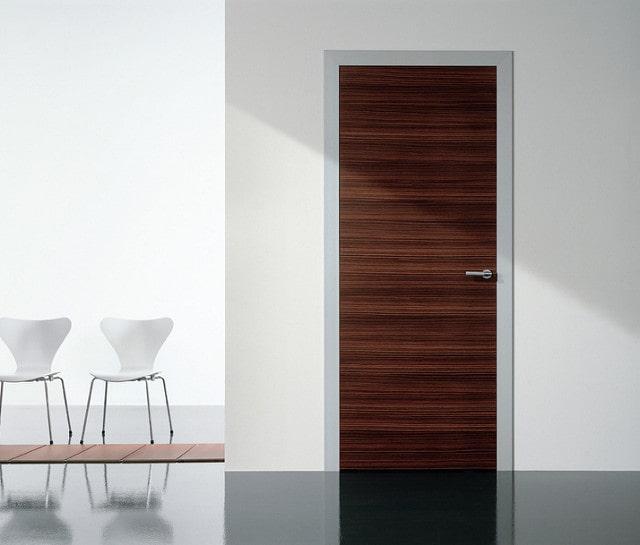 Beltéri ajtók tokkal, vonóval