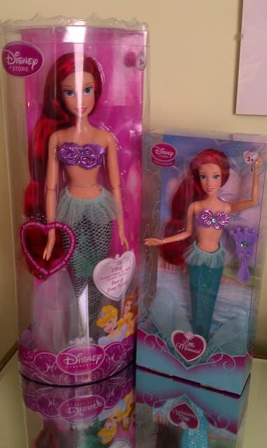 Ariel baba két világot is meghódít