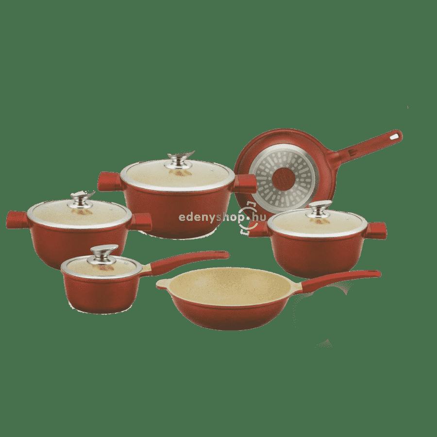 gránit edénykészlet